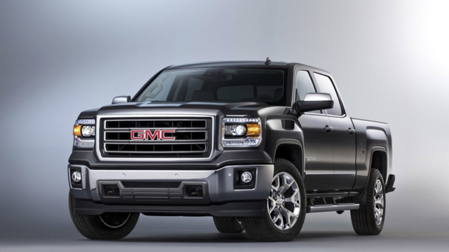 GM reveals 2014 Silverado and Sierra pickup trucks