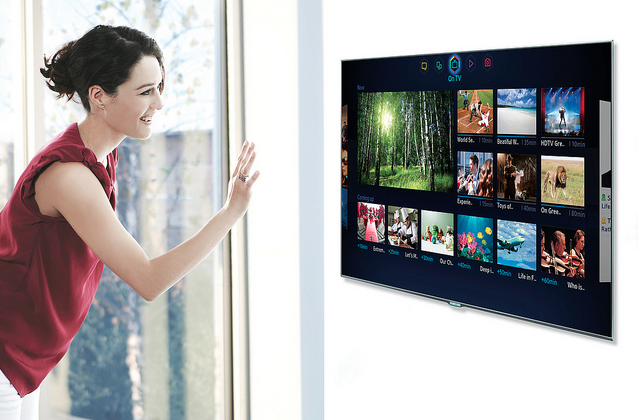Samsung Smart TV set for UI refresh at CES 2013
