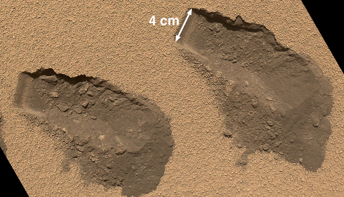 Mars Curiosity rover conducts first soil sample test, finds water, sulfur and chlorine