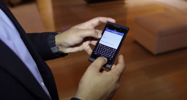 BlackBerry 10 keyboard gets a video walkthrough