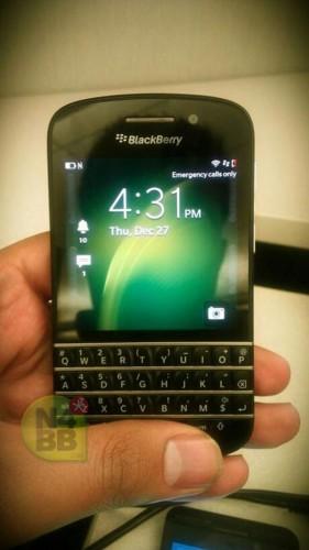 BlackBerryX10