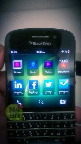 BlackBerryX102