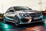 Mercedes-Benz unleashes 2014 CLA-class promotional shots early