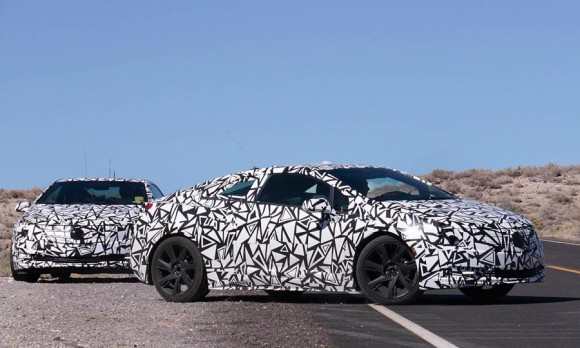 Cadillac-ELR's-testing-on-the-road