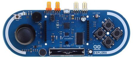 Arduino launches Esplora open source controller