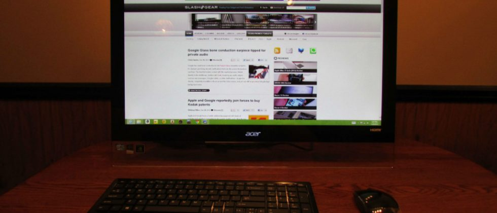 Acer Aspire 7600U Review