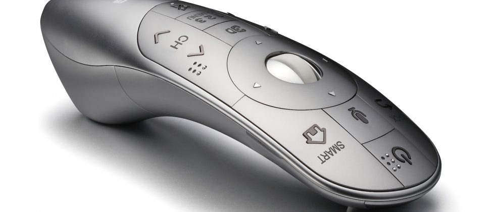 LG refreshes Magic Remote with Siri-style speech smarts