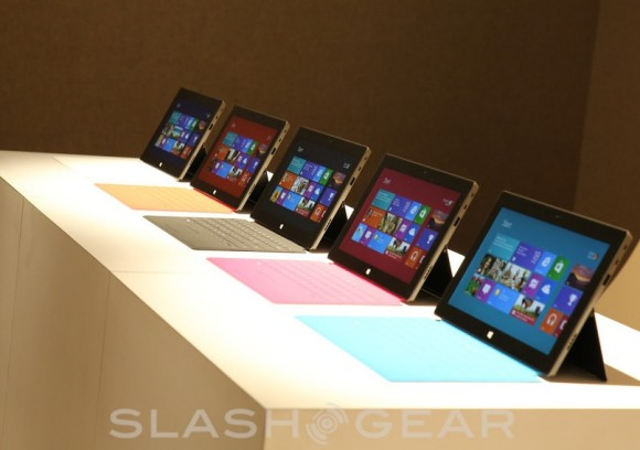 Microsoft reportedly planning three new Surface tablets