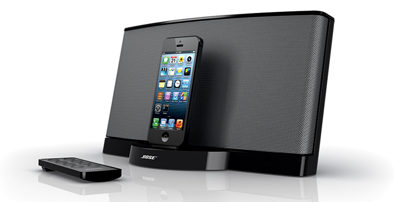 Bose SoundDock III comes equipped with Lightning connector
