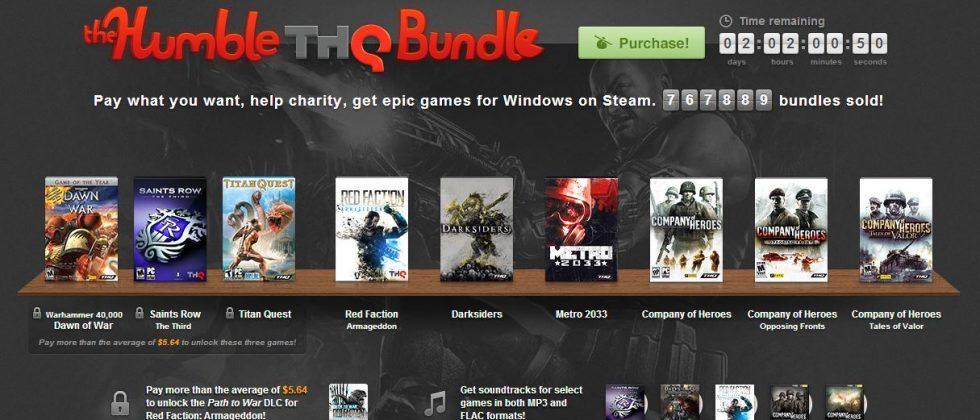 Warhammer 40K: Dawn of War joins Humble THQ Bundle