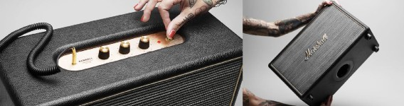 Marshall Hanwell Anniversary Edition amp gives your smartphone a tune-up