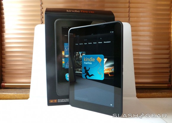 Kindle Fire HD is Amazon's star product for holiday sales