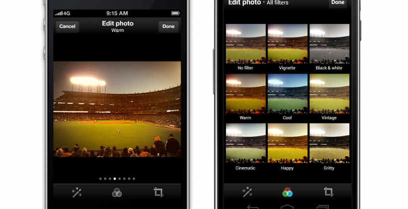 Twitter launches photo filters for iOS and Android apps
