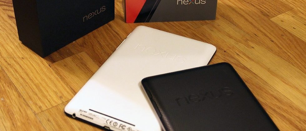 "ASUS $99 tablet appears with Google Nexus ""leak pattern"""