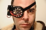 DIY augmented reality eyepatch boosts senses
