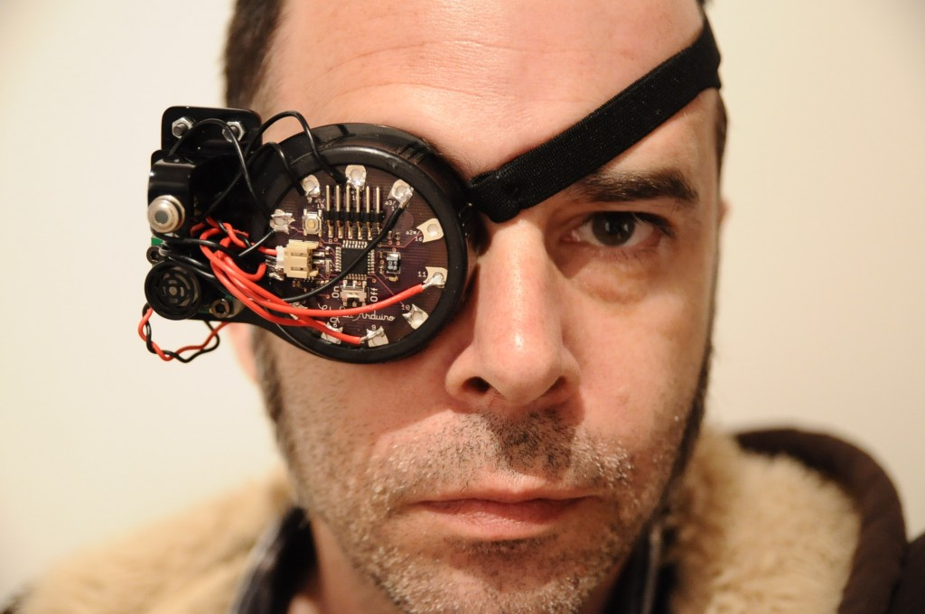 Diy Augmented Reality Eyepatch Boosts