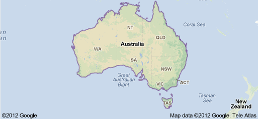 Australian police issue warning about Google Maps