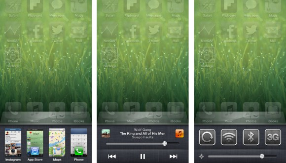Auxo app switcher for iOS 6 now available in Cydia