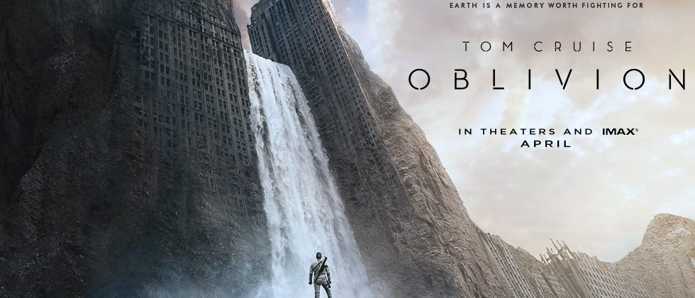 Oblivion 1080p Movie Trailer revealed with Joseph Kosinski attached