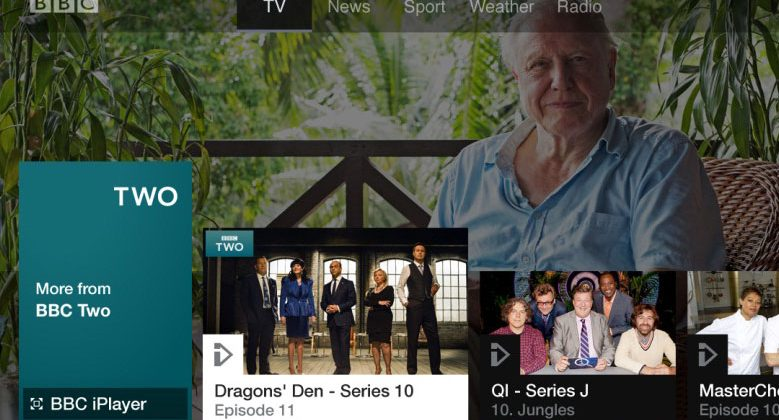 BBC Connected Red Button blurs line between TV and web content