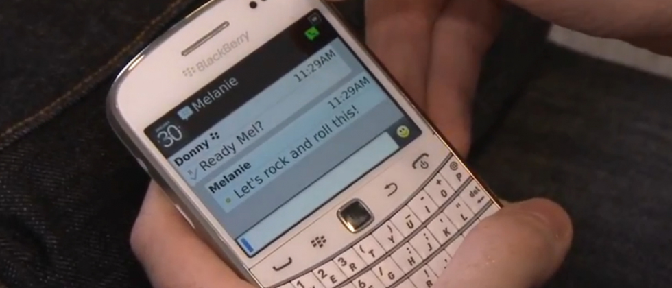 BBM Voice brings WiFi calling to BlackBerry