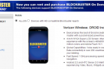 Blockbuster plans to sell phones at its retail stores, sources say
