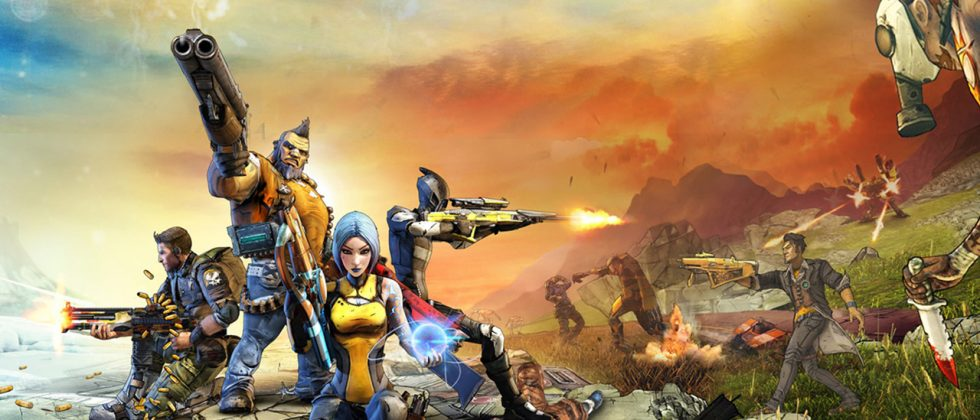 Borderlands 2 declared Raptr's most played new game of the year