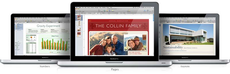Apple updates iWork suite for mobile/desktop compatibility