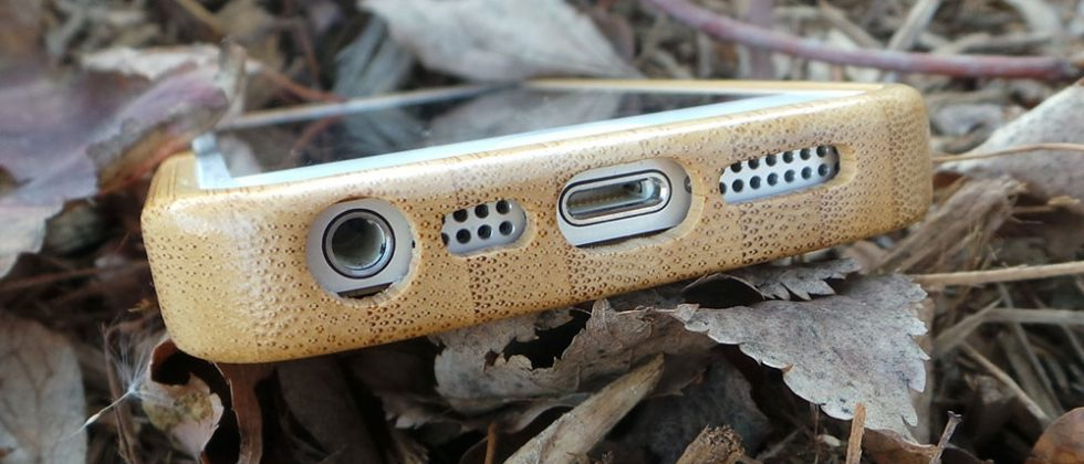 10terra wood iPhone 5 case Review