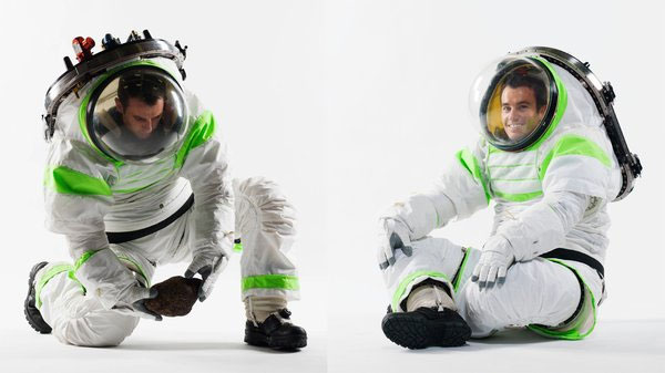 NASA testing on prototype Z-1 space suit is complete