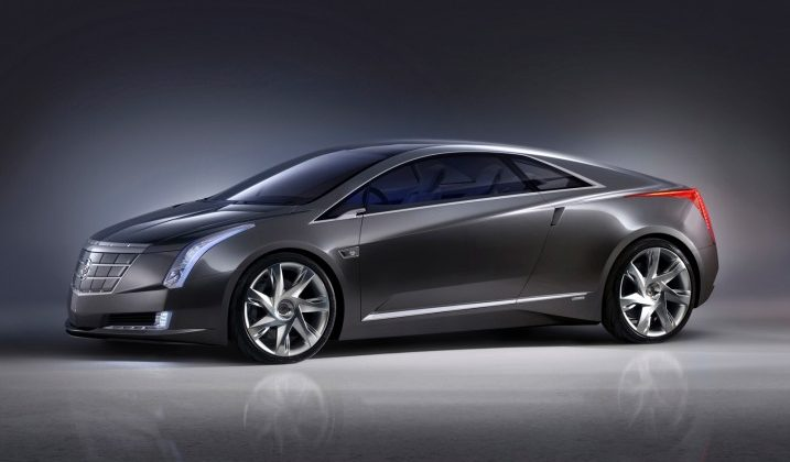 2014 Cadillac ELR to debut at the 2013 Detroit Auto Show