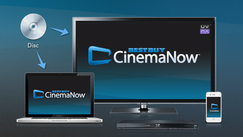 Best Buy launches CinemaNow beta, rips DVDs to the cloud
