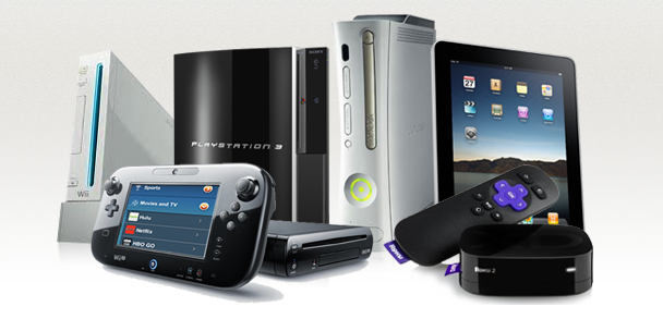 PlayOn provides Wii U with 45 internet video channels today