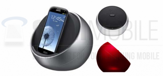 Samsung audio dock details leaked, rumored for CES
