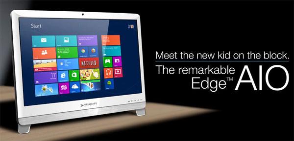 Velocity Micro unveils new Edge AIO computer
