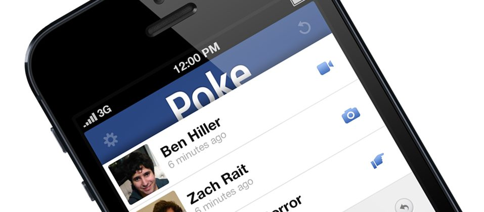"Facebook: Poke fix for sneaky video saving coming ""shortly"""