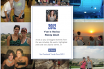 Facebook Year in Review 2012 gets personalized