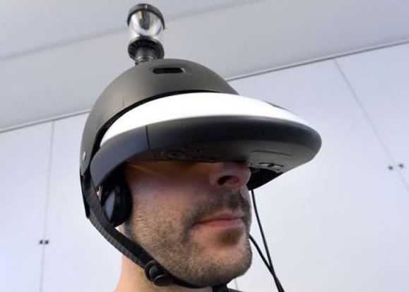 FlyVIZ headset brings 360-degree vision to the party