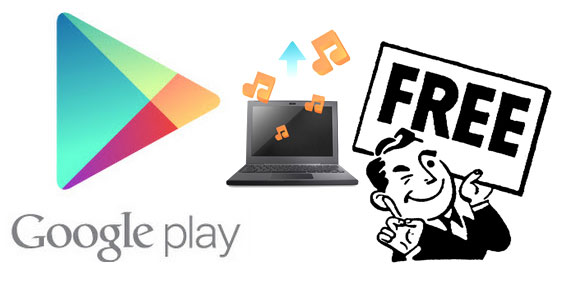 Google Play Music takes on iTunes match with free equivalent