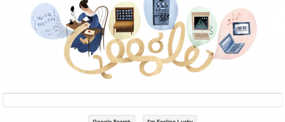 Google Doodle celebrates world's first programmer Ada Lovelace