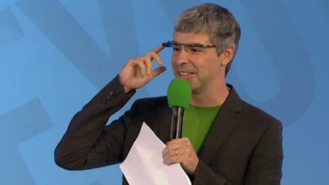 Google CEO Page: Apple's strategy hurts users most of all
