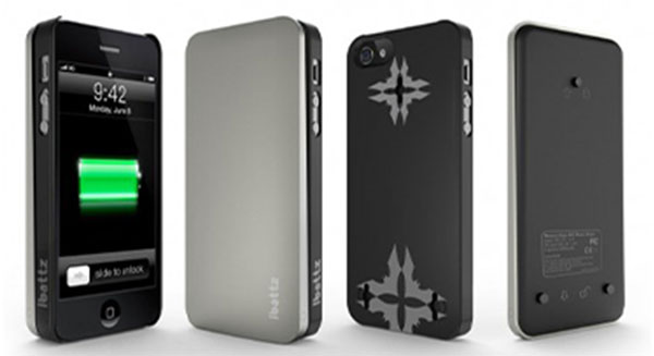 Mojo Hi5 adds a removable extra battery to your iPhone 5