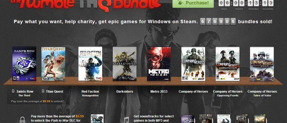 Titan Quest joins the Humble THQ Bundle