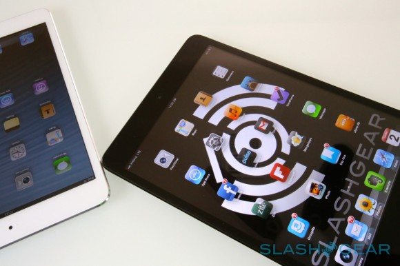 Next iPad mini rumored to get Retina display