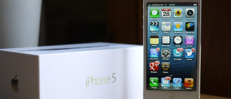 iPhone 5 hits South Korea Dec 5th at start of 50 country expansion