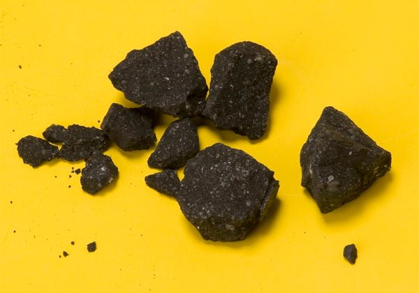California Sutter's Mill meteorite entered Earth's atmosphere at 64,000 mph