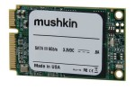 Mushkin unveils world's first 480 GB mSATA SSD