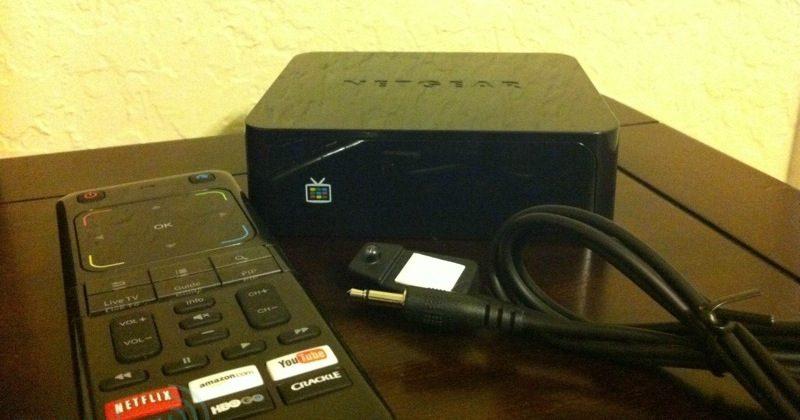 Netgear NeoTV Prime Google TV box leaks