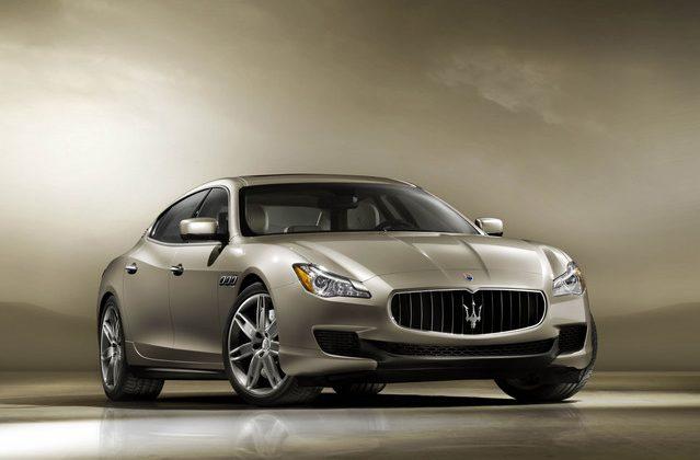Maserati Quattroporte refreshed to take on Porsche's 4-door bruiser