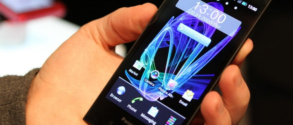 Panasonic P-02E 1080p Android smartphone hits FCC